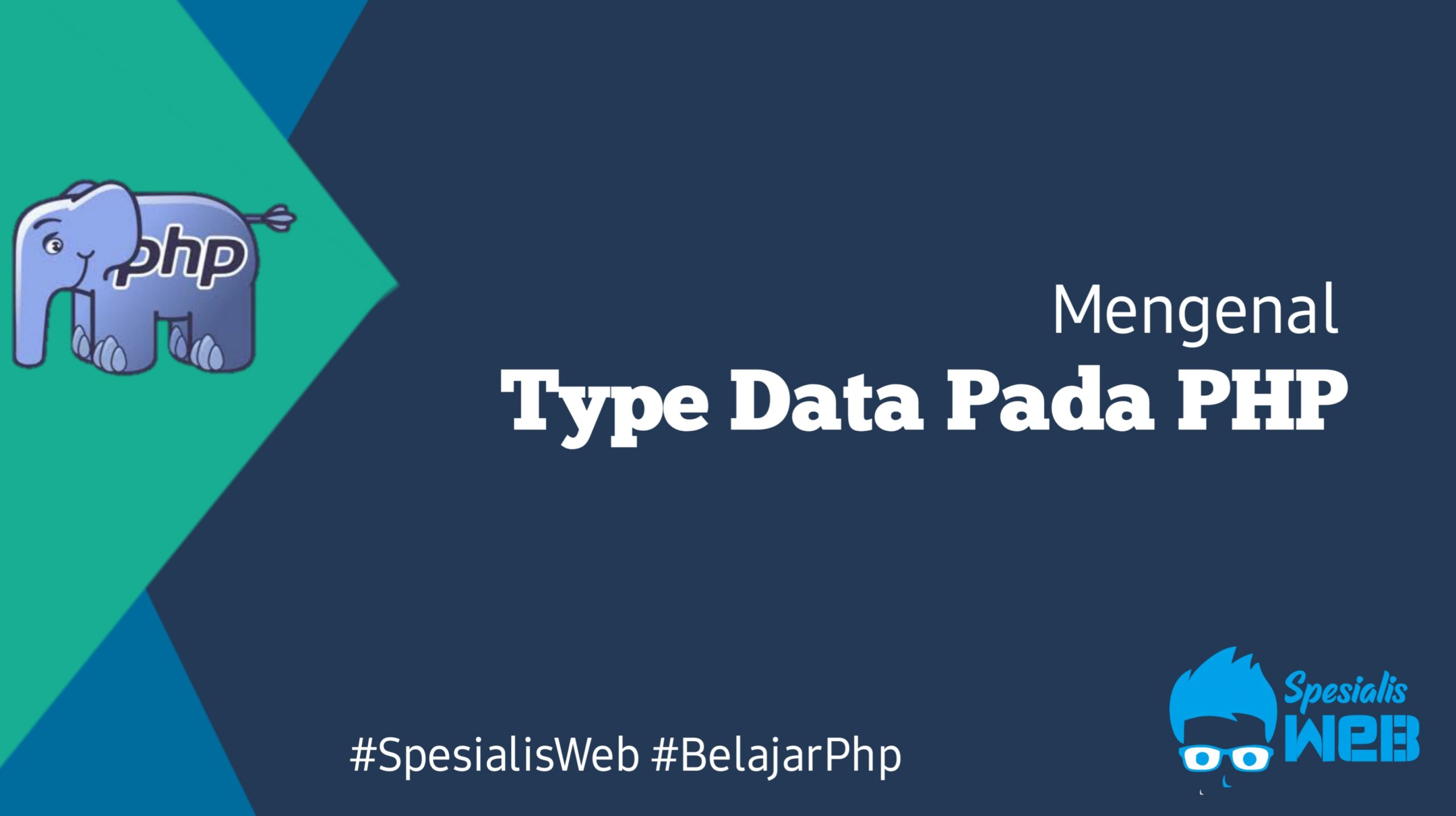 Type Data Pada PHP