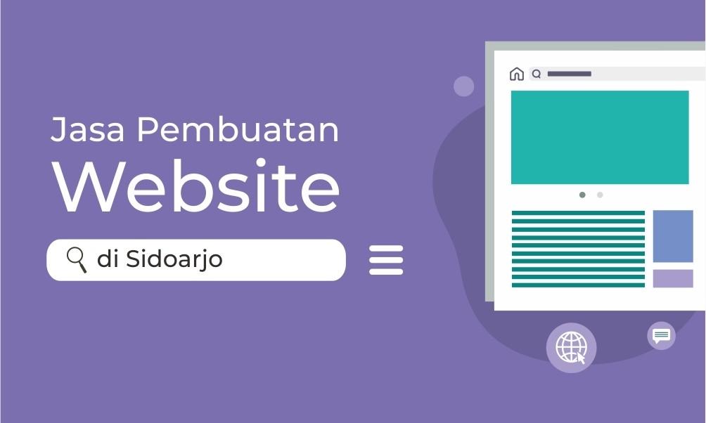 Jasa Pembuatan Website Bisnis Sidoarjo Professional